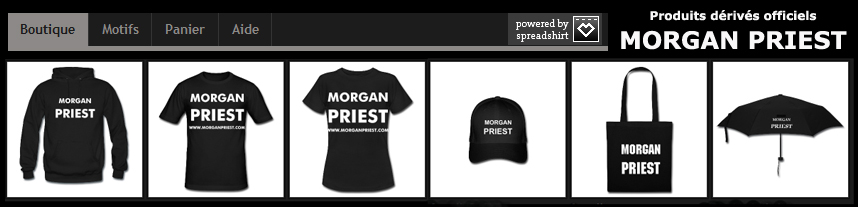 Boutique - Morgan Priest