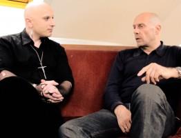 Interview de Alain Soral par Morgan Priest au bal des quenelles (Juin 2015)