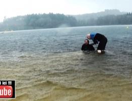 Tranche de Priest 08 : Baptêmes par Morgan Priest sous le froid la pluie et le vent ( Mars 2016 )