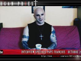 INTERVIEW SPÉCIALE PAPE FRANÇOIS - OCTOBRE 2016